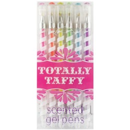 TOTALLY TAFFY GEL PENS
