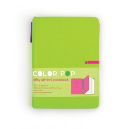 LIBRETA COLOR POP - VERDE