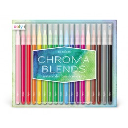 ROTULADORES CHROMA BLENDS WATERCOLOR