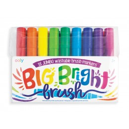 ROTULADORES BIG BRIGHT BRUSH