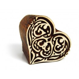 GOTHIC HEART STAMP