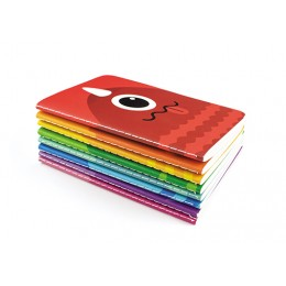 LIBRETA MONSTERS