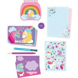 KIT ON-THE-GO UNIQUE UNICORNS