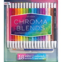 PORTAMINAS ACUARELABLES CHROMA BLENDS