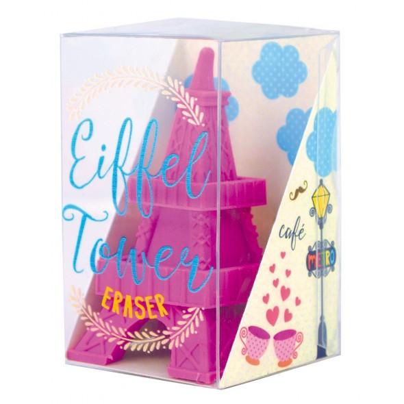 EIFFEL TOWER ERASER
