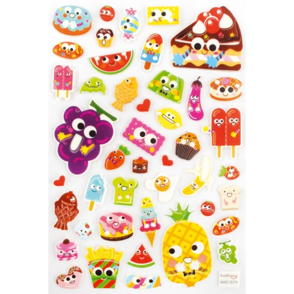 GOOGLY EYED STICKERS