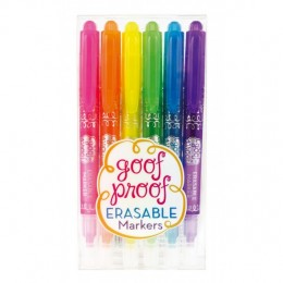 GOOF PROOF ERASABLE MARKERS