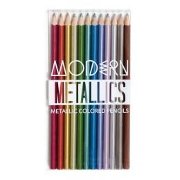 MODERN METALLICS COLORED PENCILS