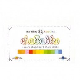 CHALKABLES SQUARE CHALK STICKS