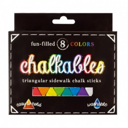 CHALKABLE TRIANGLE CHALK STICKS